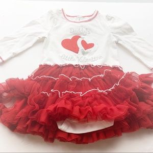 Koala Kids l Daddy's Little Valentine Fill Dress